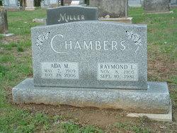 Raymond Leon Chambers