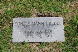 Eunice Lumsden <i>Mann</i> Credle