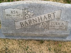 Asa Elsworth Ace Barnhart