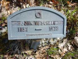 John Volkmar Schlaig