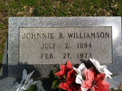 Johnnie B. Williamson