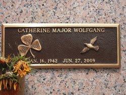 Catherine <i>Major</i> Wolfgang