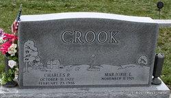 Charles P Crook