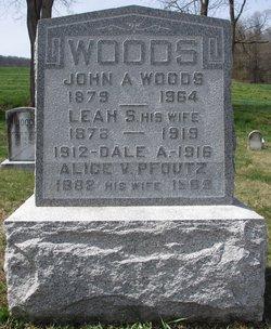 Leah Scriba <i>Gamble</i> Woods