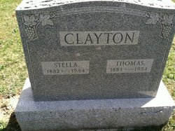 Stella Marie <i>Bess</i> Clayton
