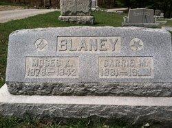 Carrie M. <i>Guinsler</i> Blaney