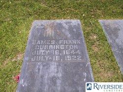 James Frank Currington