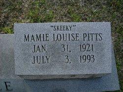 Mamie Louise Skeeky <i>Pitts</i> Poole