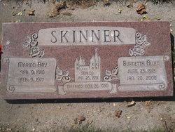 Burnetta <i>Allen</i> Skinner