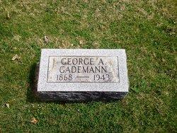 George A Gademann