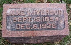 Jane <i>Mackie</i> Iverson