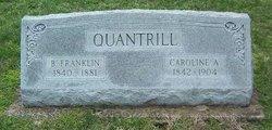B Franklin Quantrill