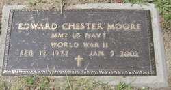 Edward Chester Moore