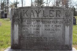 George P. Kaylor