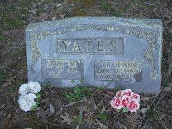 John Milton Yates