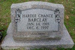 Hardee Chance Barclay