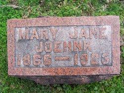 Mary Jane Joehnk