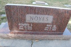 Clarissa May <i>Woolsey</i> Noyes