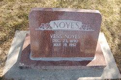 Sylvester Vess Noyes