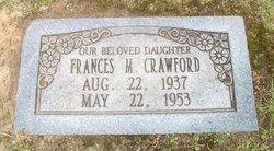 Frances Marie Crawford