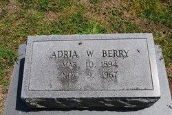 Adria <i>Williams</i> Berry
