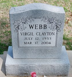 Virgil Clayton Webb