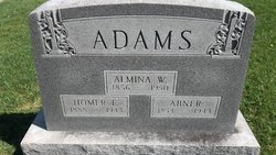 Homer Foushee Adams
