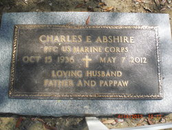 PFC Charles E Abshire