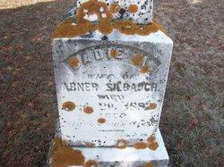 Sarah Ann Sadie <i>Adams</i> Silbaugh