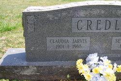 Nellie Claudia <i>Jarvis</i> Credle