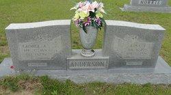 Rosa Etta <i>Morris</i> Anderson
