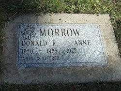 Donald R Morrow