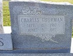 Charles Thurman Epps