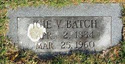 Icie V <i>McCartney</i> Batch