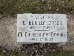 Sr M. Ermelinda Adams