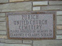 Zurich United Church Cemetery