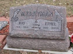 Ethel Pearl <i>Udell</i> Merryman