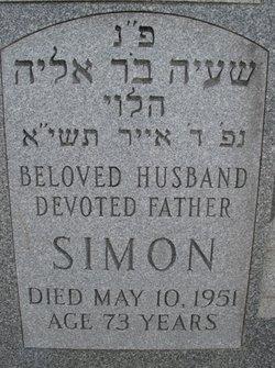 Simon Greenberg