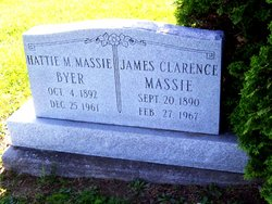 James Clarence Massie