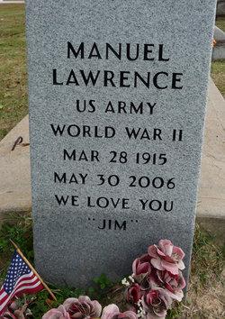 Manuel Jim Lawrence