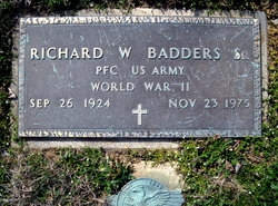 Richard William Badders, Sr