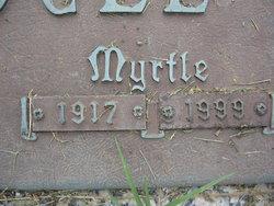 Gracie Myrtle Glidewell