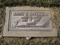 Anita B. Ackerman