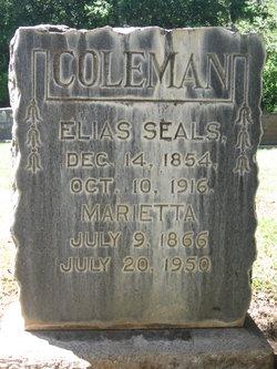 Elias S Coleman