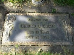 Garold O Brown