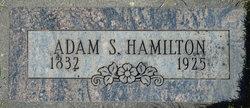 Adam S Hamilton