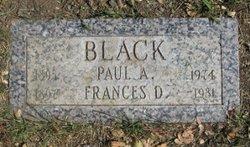 Paul Ashby Black