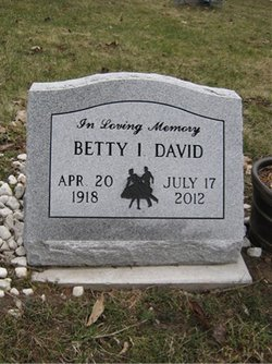 Betty I David