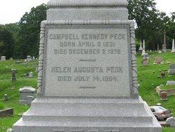 Helen Augusta <i>Higbie</i> Peck