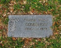 Pauline <i>Evans</i> Gomillion